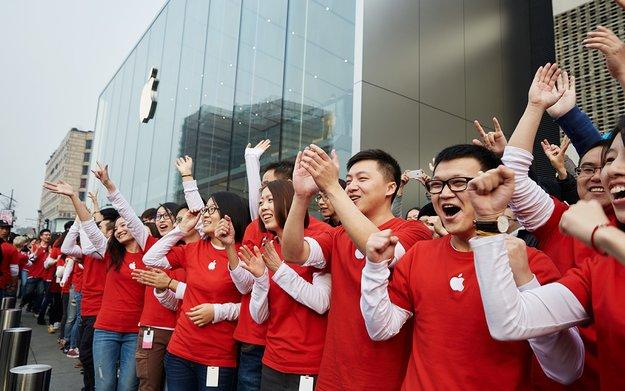 Reuters: Tim Cook wird sich im Mai mit der chinesischen Regierung treffen