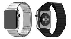 Apple Watch: Erste Loop-Leder- und Gliederarmbänder werden ausgeliefert