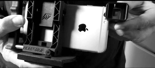 Neuer Bentley-Werbesport mit iPhone 6 & 6 Plus gefilmt