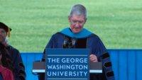 Tim Cook: Ziel, die Welt zu verändern (Video der Rede)