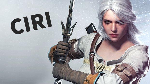 The Witcher 3: Wer ist Ciri?