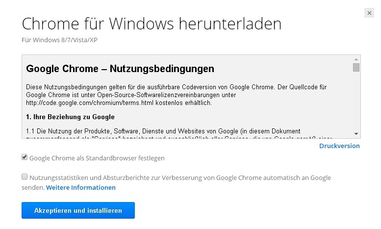 Chrome-Offline-Installer - Download
