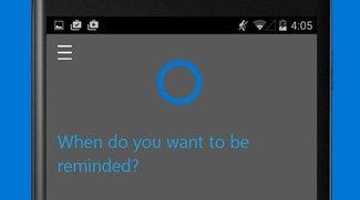 Cortana für Android: Release, Funktionen und Download