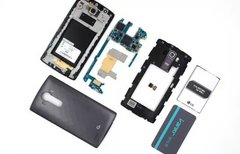 LG G4 im Teardown: Smartphone...