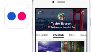 Flickr für iOS bekommt Update