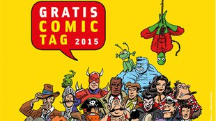 Gratis-Comic-Tag am 9. Mai: Verlosung zu Robert Kirkmans OUTCAST