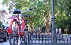 Hausratversicherung: Fahrrad...