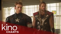 Kinocharts: Avengers 2 trotzt der schwachen Konkurrenz