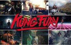 Kung Fury: Laser-Dinos &...