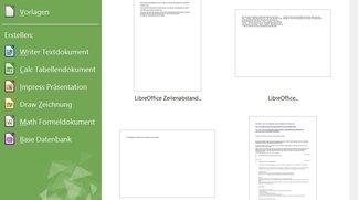 LibreOffice: Zeilenabstand einstellen