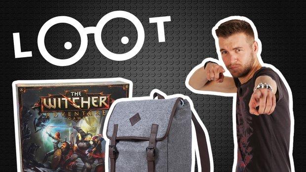 Lööt #3: Das beste Merchandising zu The Witcher!