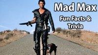 Mad Max: Fun Facts und Trivia zur legendären Trilogie