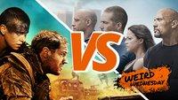 Fast & Furious 7 VS. Mad Max Fury Road: Der ultimative Vergleich, auf den ihr alle nicht gewartet habt