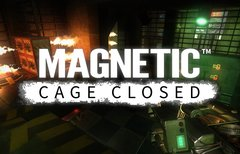 Magnetic Cage Closed: Launch...
