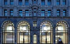 Apple plant Umgestaltung des...
