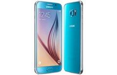 Samsung Galaxy S6 bootet...