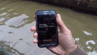 Samsung Galaxy Xcover 3: Hands-On und Härtetest