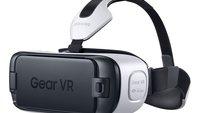 Samsung Gear VR für Galaxy S6 ab sofort in Deutschland erhältlich