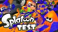 Splatoon Test: Gekleckert, nicht geklotzt! (+Video-Review)