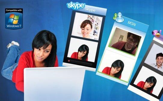 SplitCam - für Messenger