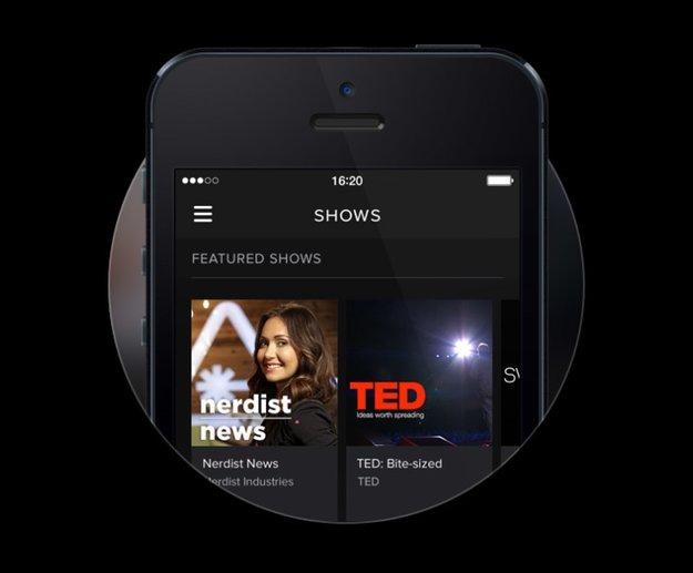 Spotify: Geleakte Screenshots zeigen neue Version