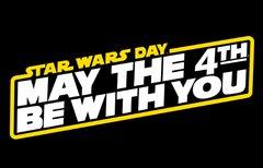 Happy Star Wars Day: Gewinnt...