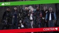 Pro & Contra: Ist das erste Bild des Suicide Squads Top oder Flop?