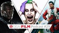 radio giga: GIGA FILM Podcast #29 – Matthias Reim: Der beste Podcast aller Zeiten - Suicide Squad, Star Wars, Terminator