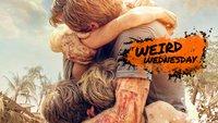 Die lustigsten Heul-Attacken in Filmen - Weird Wednesday