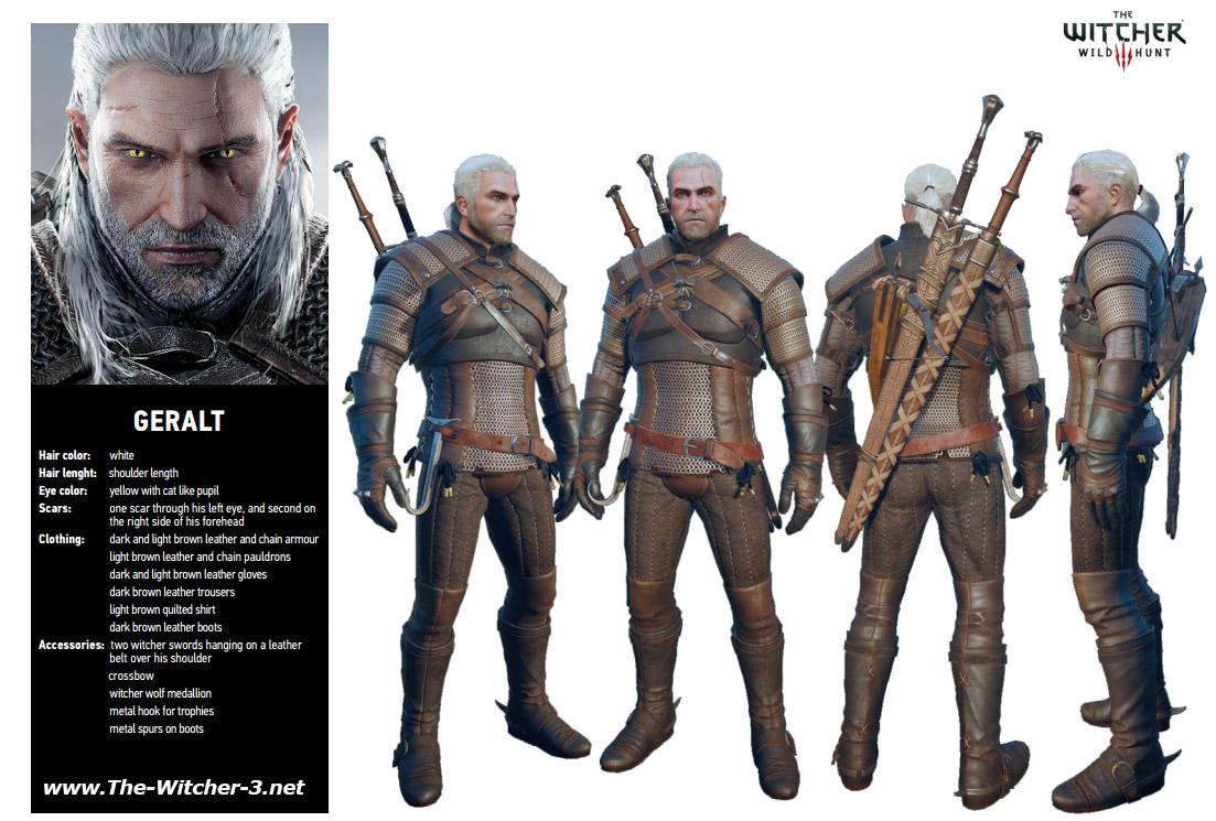 Des Hexers Wildes Leben Geralts Weitere Karriere Giga