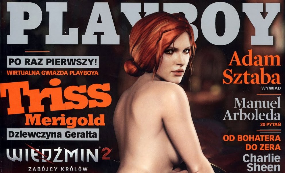 Thewitcher-triss-playboy