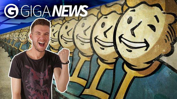GIGA News: Fallout, AC: Syndicate & das neue Projekt von SWERY