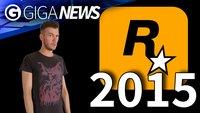 GIGA News: Rockstars Release-Plan für 2015 & das E-Sports-Team vom VfL Wolfsburg