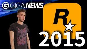 GIGA News: Rockstar 2015 und VFL Wolfsburg
