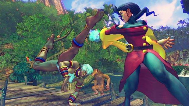 Ultra Street Fighter IV: Nervige Glitches werden bald behoben