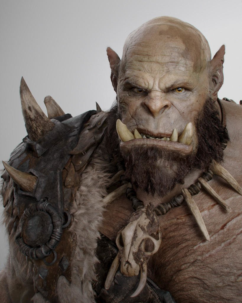 Warcraft Film Orgrim 2