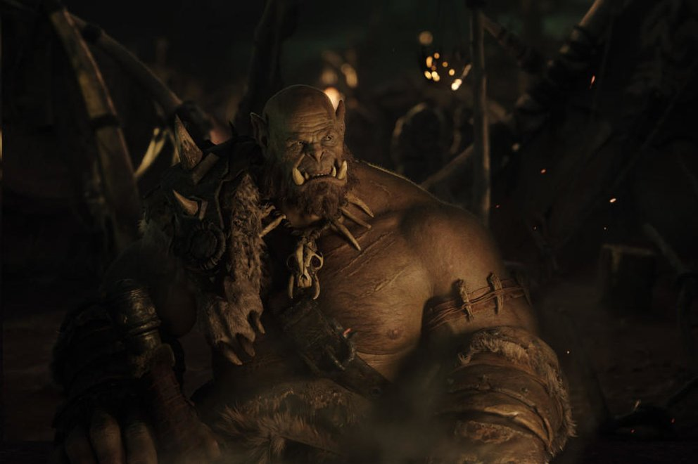 Warcraft Film Orgrim