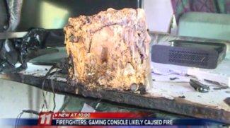 Nintendo Wii: Konsole brennt Wohnmobil nieder