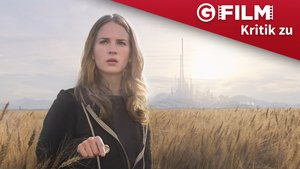 A WORLD BEYOND Trailer Deutsch German & Kritik Review 2015