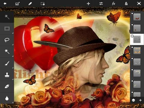 Adobe nimmt Photoshop Touch demnächst aus dem App Store