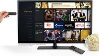 Fire TV Stick - Miracast: Windows-Bildschirm auf das Amazon-Gerät übertragen