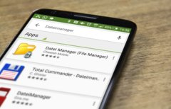 Android-Dateimanager: Die...