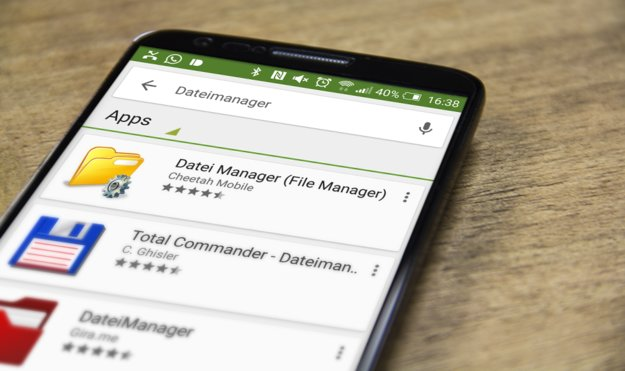 Android-Dateimanager: Die besten File-Manager-Apps
