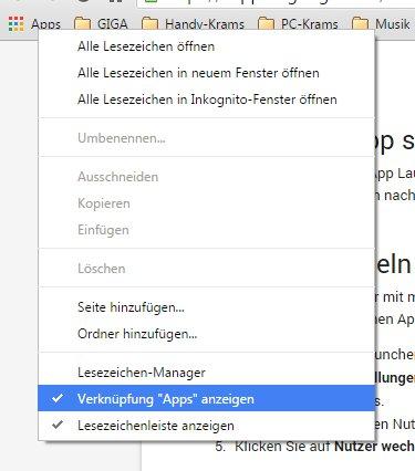 app-launcher-loeschen