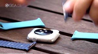 Apple Watch: Armband wechseln, so geht's