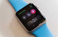 Checks auf der Apple Watch,...