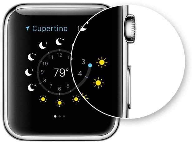 Apple Watch: Vereinzelte Probleme mit Armbändern und Digital Crown