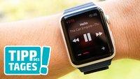 Musik auf die Apple Watch übertragen, so gehts
