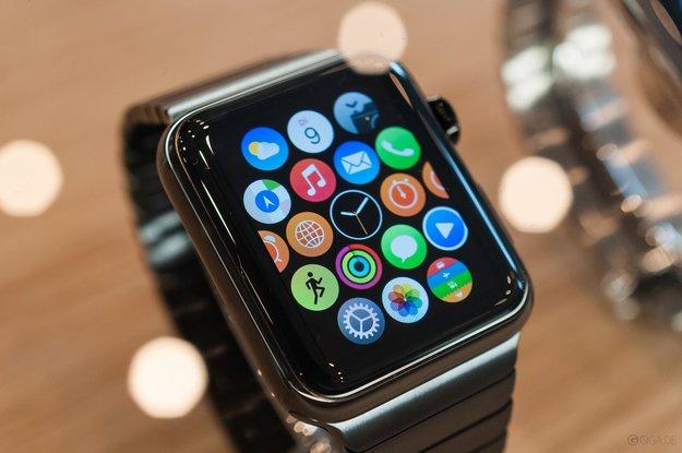 Apple Watch 2: Lieferanten erhalten erste Bestellungen