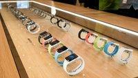 Wearables Markt: Apple Watch von Null auf Platz zwei